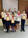 Награждение победителей и призеров очного этапа муниципального конкурса «Я и наука – 2021»