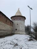 Ансамбль кремля, ХVIв. Казенная башня