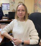 Ведущий архитектор архитектурно-инспекционного отдела Эрделевская оксана Сергеевна