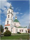 Домодедовский район, с. Успенское, Церковь Успения Пресвятой Богородицы, 1771 г.