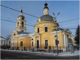 г. Коломна, Церковь Вознесения, 1799 г.