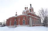 Домодедовский район, с. Ям, Церковь мучеников Флора и Лавра, 1855-1893 гг.