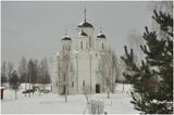 Лотошинский район, с. Микулино, Церковь Михаила Архангела, 1559 г.