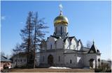 Саввино-Сторожевский монастырь, XV-XVII вв.: Рождественский собор
