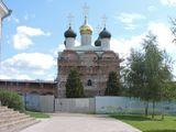 Ансамбль Кремля, XVI в., Никольский собор, 1681 г. Московская область, Зарайский район, г. Зарайск