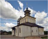 Рузский район, пос. Колюбакино, Церковь Рождества Богородицы, 1652 г., 1834 г.