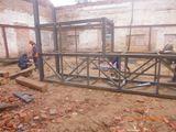 Изготовление металлоконструкции для укрепления стен фасадов.