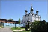«Никольский собор (XVII в.)», Московская область, г. Зарайск, пл. Пожарского