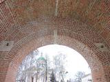 Ансамбль Кремля, ХVIв.  Егорьевская (Богоявленские ворота)  башня 1531г (восточный фасад, внутренняя часть)