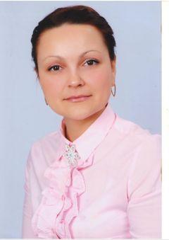 Антонычева Наталия Александровна