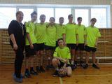 Команда школы № 3.