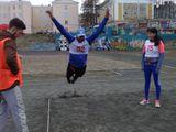 Победный прыжок Александра! (Центр спорта)