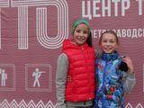Даша Ларшина и Маша Красовская.