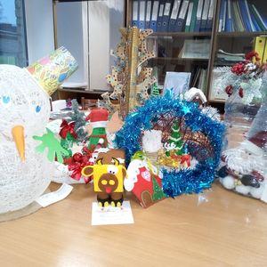 Благодарим учащихся - участников фестиваля творческих работ и рисунков «Новогодняя ёлка», «Самый сказочный праздник-Новый год!»