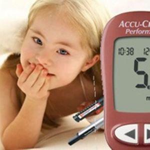 Дети тоже болеют диабетом