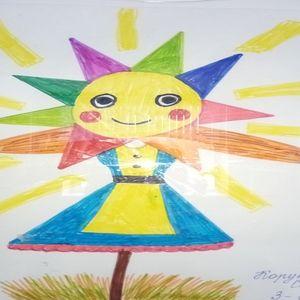 Выставка детских рисунков« Масленица!»