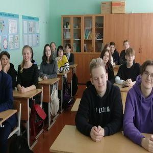 19 марта во всех классах прошли классные часы