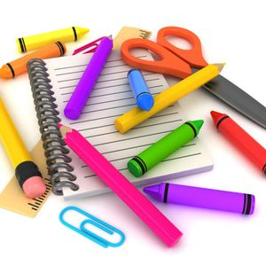 Список учебных принадлежностей для учеников 1 класса