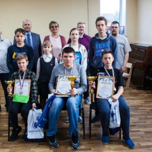 Второй городской турнир по русским шашкам