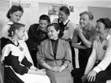 1960 год. Первый выпуск школы