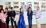27 июня 2015 год. Дивногорск. Школа №2 им. Ю. А. Гагарина. Торжественное  открытие школьного музея.