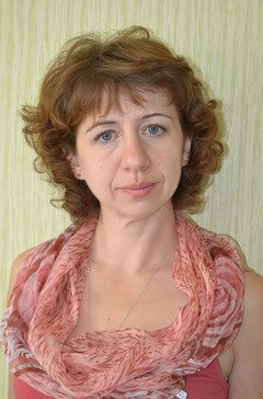 Шарова Оксана Валерьевна
