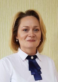 Сапрыкина-Киппель Елена Васильевна