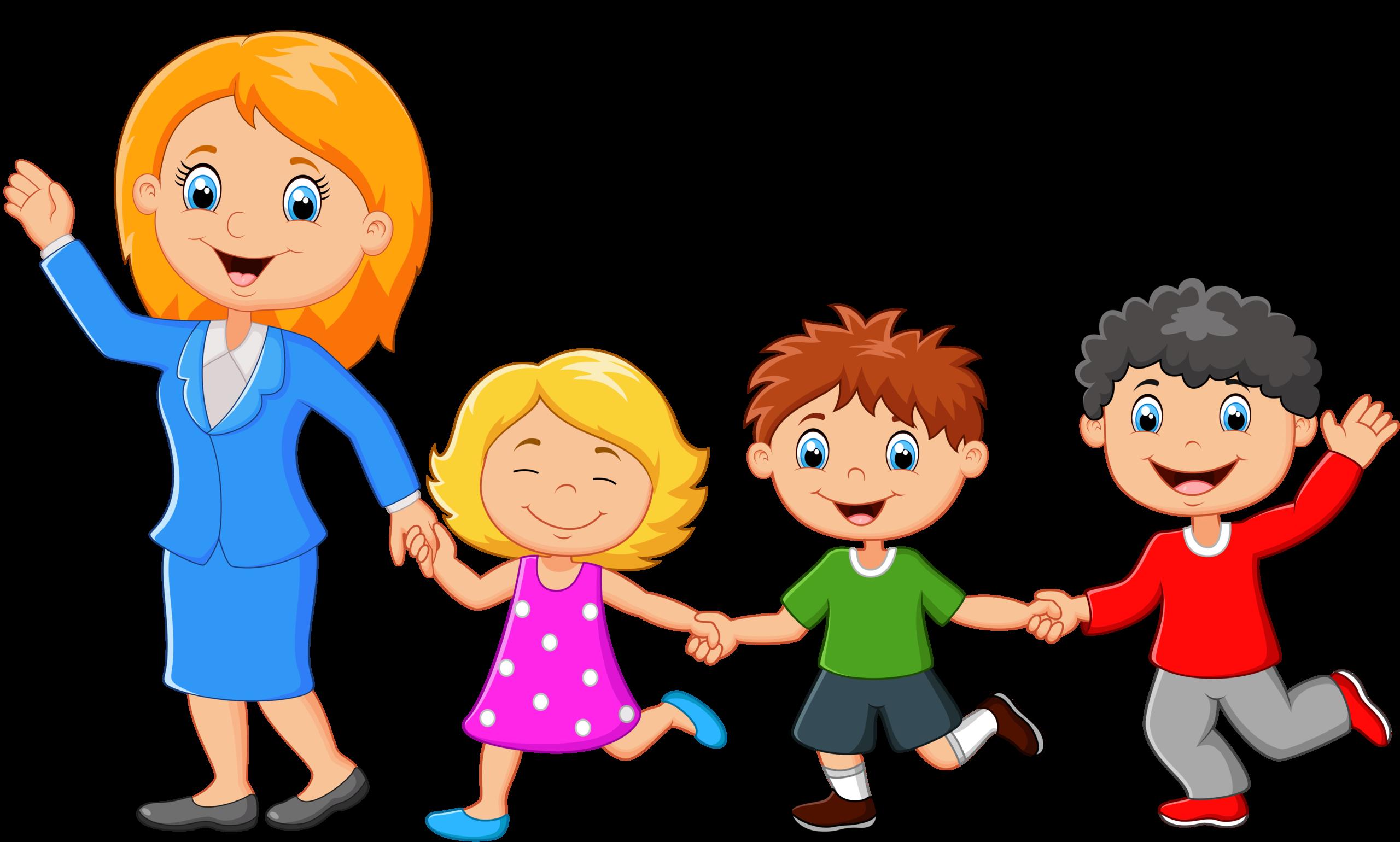 Картинка с детками для садика