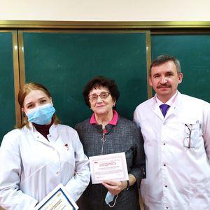 Студенты медицинского колледжа стали участниками научной конференции
