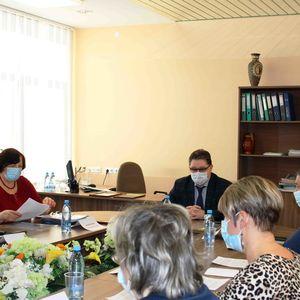 Заседание Совета по взаимодействию с медицинскими и фармацевтическими организациями