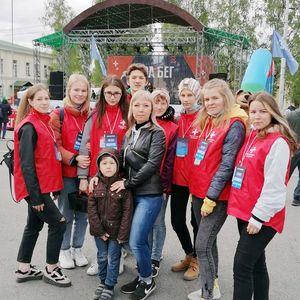 Всероссийский полумарафон прошел в Петрозаводске