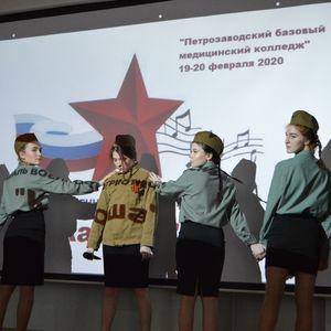 Фестиваль военно-патриотической песни «Катюша»