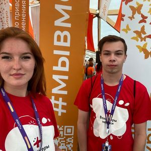 Волонтеры-медики стали участниками фестиваля «Таврида.АРТ»