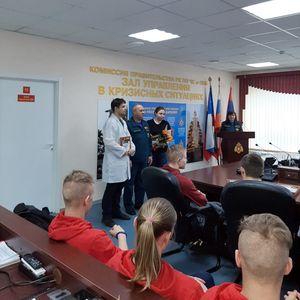 Всероссийские соревнования по оказанию первой помощи и психологической поддержки «Человеческий фактор»
