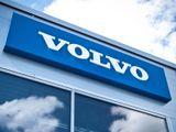 Наружное оформление павильона «Volvo»