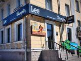 Вывеска для магазина «Lee Wrangler»