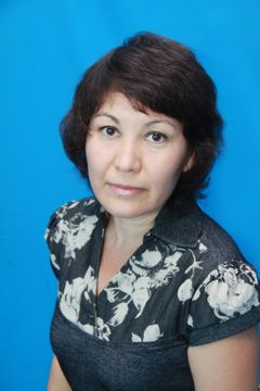 Хасанова Нурия Исмаиловна