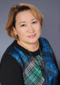 Сатвалдиева Эльмира Тасбулатовна