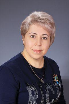 Малинина Ольга Алексеевна