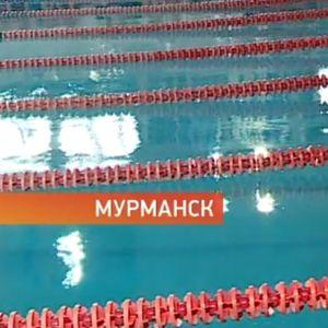 На призы ДОСААФ - в состязаниях по плаванию участвуют около 300 мурманских спортсменов