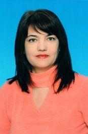 Видута Екатерина Владимировна