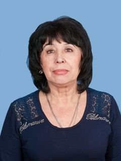 Щипанова Лидия Николаевна