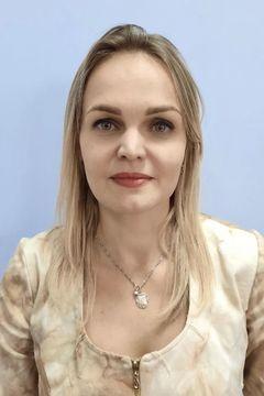 Смердова Ольга Викторовна