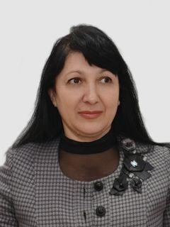 Славгородская Лариса Георгиевна