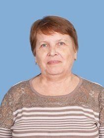 Кафидова Людмила Григорьевна
