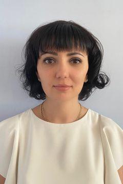 Петрик Анастасия Сергеевна