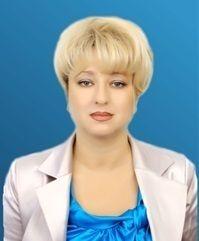 Остапенко Инна Викторовна
