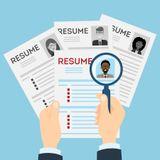 Конкурс на лучшее CV на английском языке