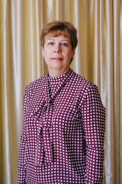 Климова Марина Евгеньевна