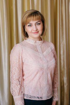 Пронина Евгения Павловна